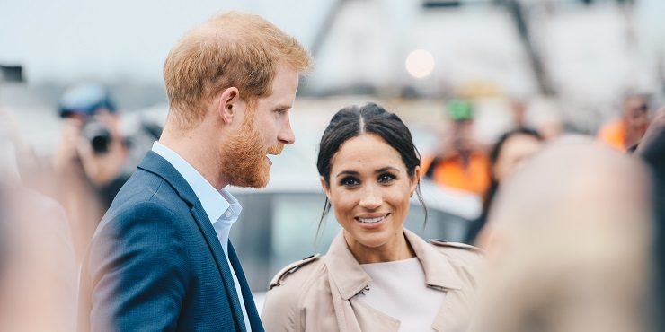 Меган Маркл и Принц Гарри VS Букингемский дворец! Из-за чего вспыхнул новый скандал?