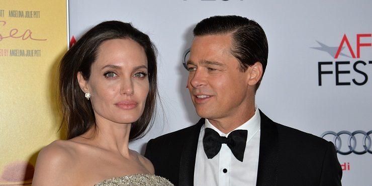 Анджелина Джоли затеяла войну с судьей в деле о разводе с Брэдом Питтом