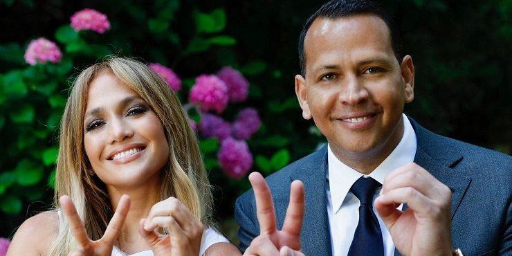Дженнифер Лопес передумала выходить замуж за Алекса Родригеса?