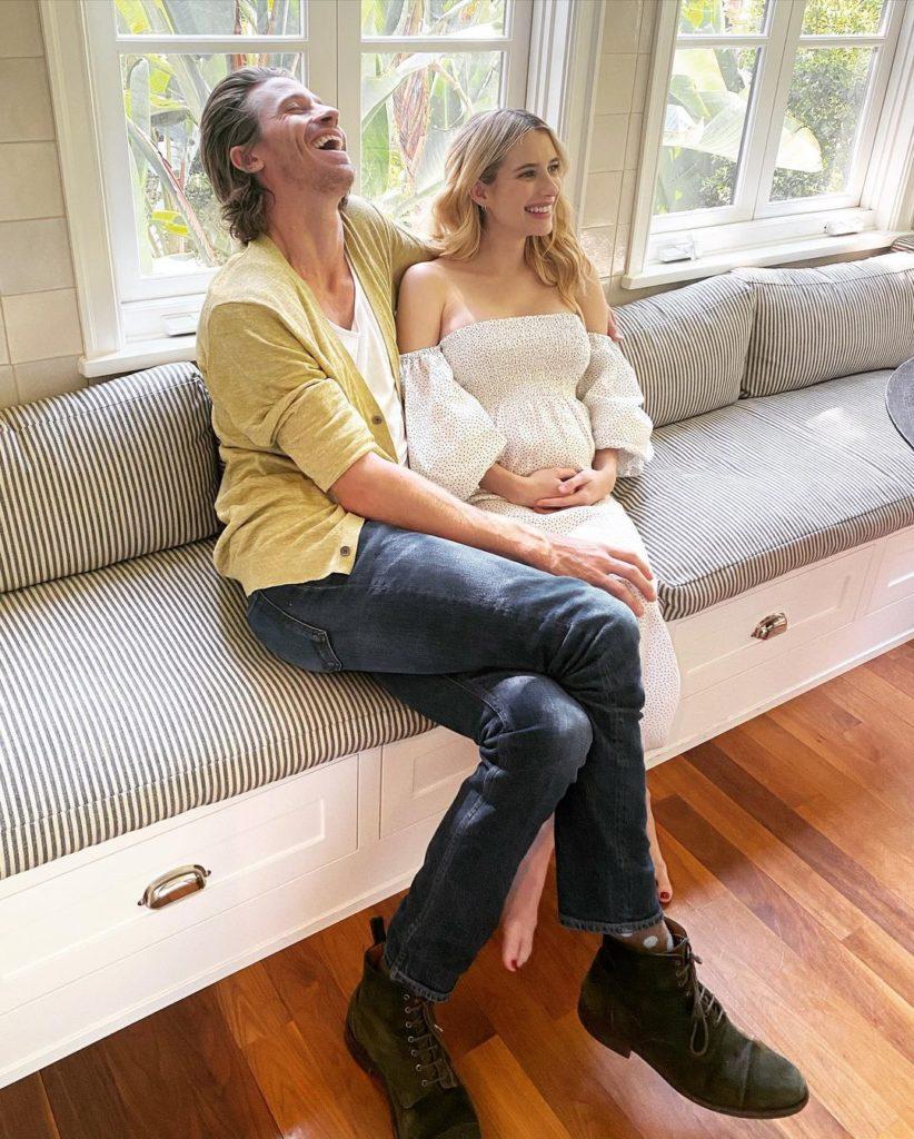 Эмма Робертс впервые стала мамой
