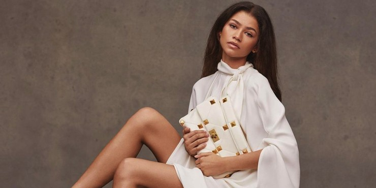 Зендая стала новым лицом модного дома Valentino