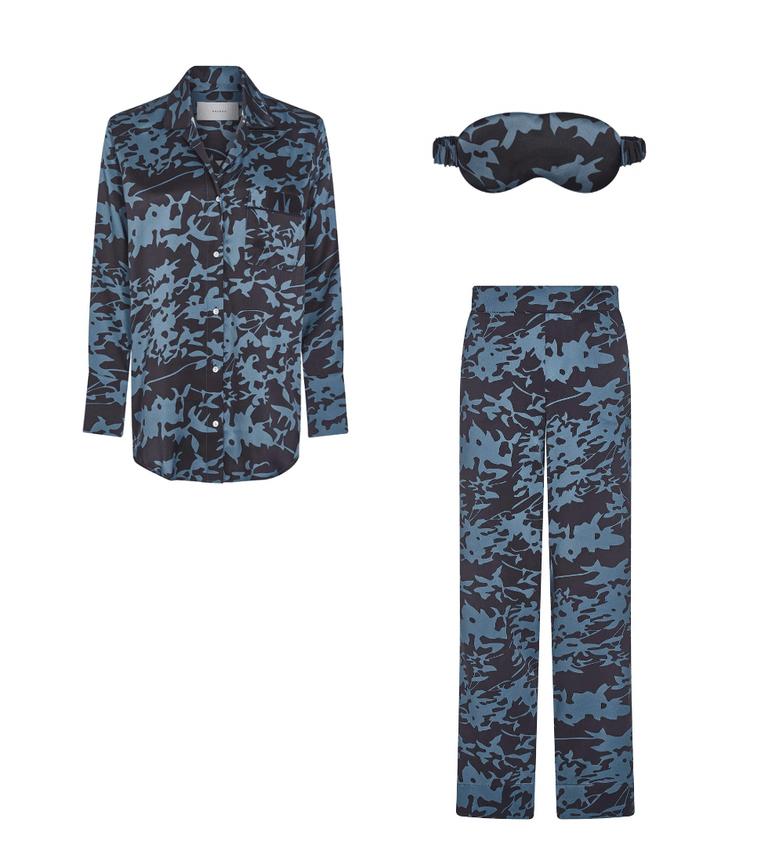 Роскошь во всем: лучшие шелковые пижамы для сна