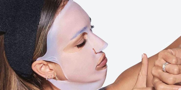 Силиконовые маски как достойная альтернатива  по уходу за кожей