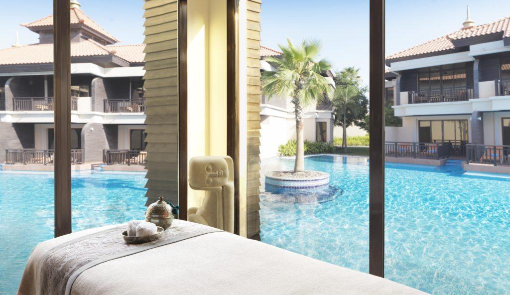 Anantara Dubai The Palm Resort – место, где время остановилось