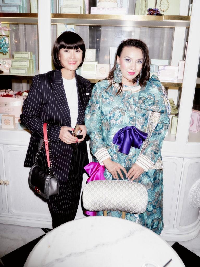 Как прошла презентация бренда украшений Tatyana Yan?