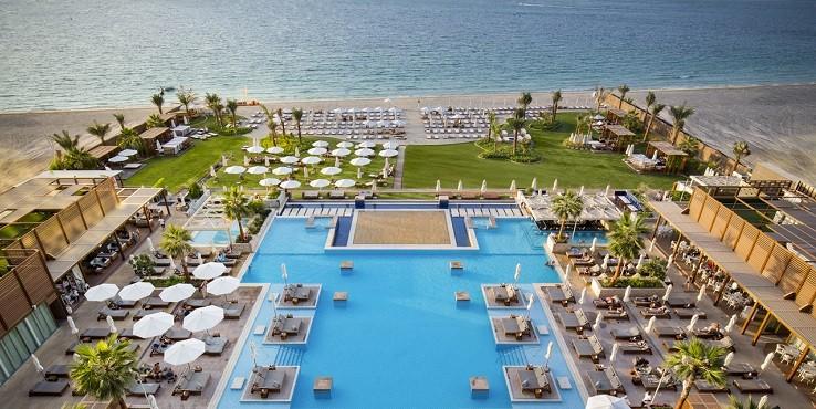 Там где все по-другому: арабская роскошь в Rixos Premium Dubai