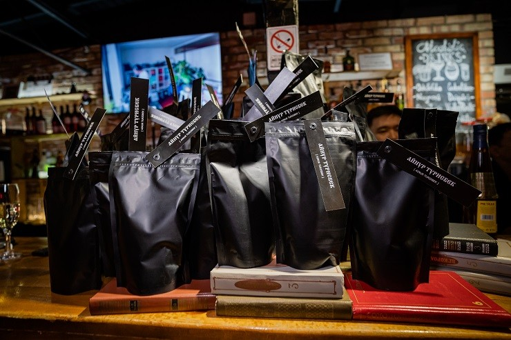Кофе от-кутюр. Айнур Турисбек представила новый взгляд на создание кофе
