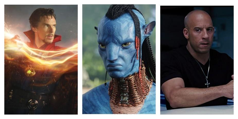 7 самых ожидаемых кинопремьер 2021 года