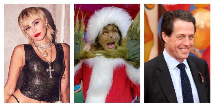 Майли Сайрус, Леди Гага, Хью Грант и другие звезды, которые ненавидят Рождество
