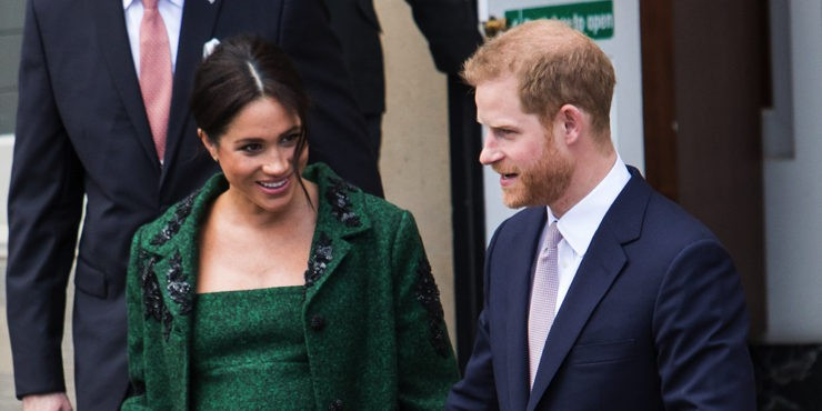 Что принц Гарри и Меган Маркл подарили своему сыну на Рождество?