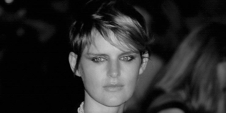 Умерла топ-модель и муза Versace, Chanel Стелла Теннант
