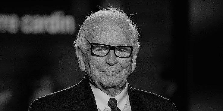 Пьер Карден скончался в возрасте 98 лет