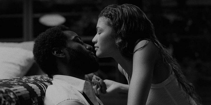 Горячая и сексуальная Зендая в трейлере нового фильма