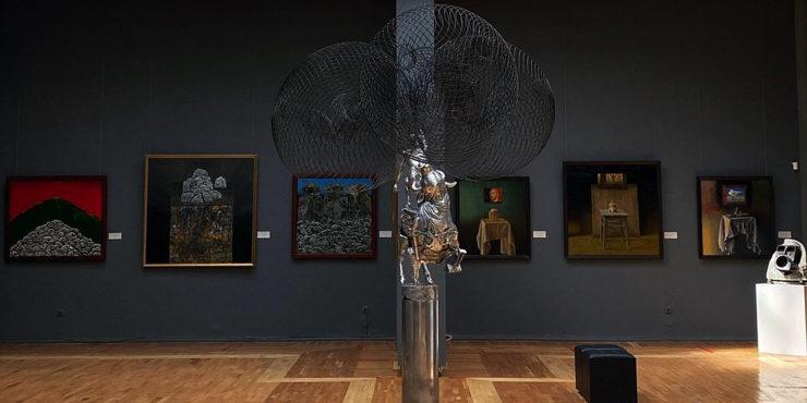 В музее имени Кастеева состоится выставка художницы Светланы Какоткиной