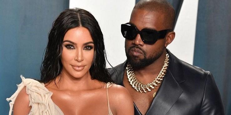 Это официально: Ким Кардашьян и Канье Уэст разводятся