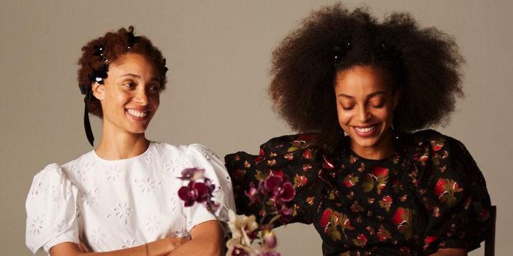 H&M совместно с Simone Rocha представили коллаборацию