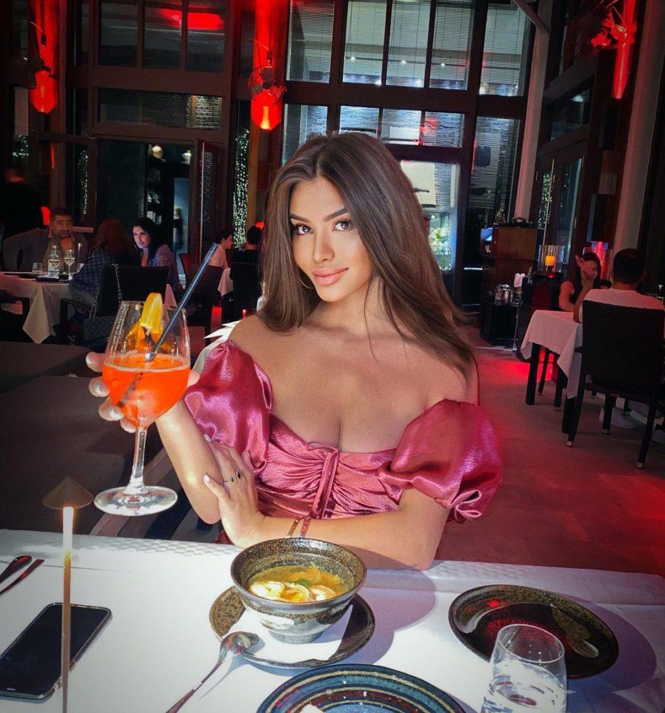 Диана Ордабекова