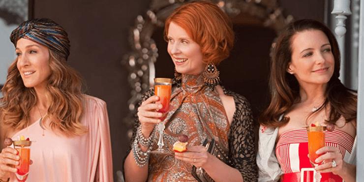 Какие гонорары в проекте «Секс в большом городе»-продолжение получат главные актрисы?