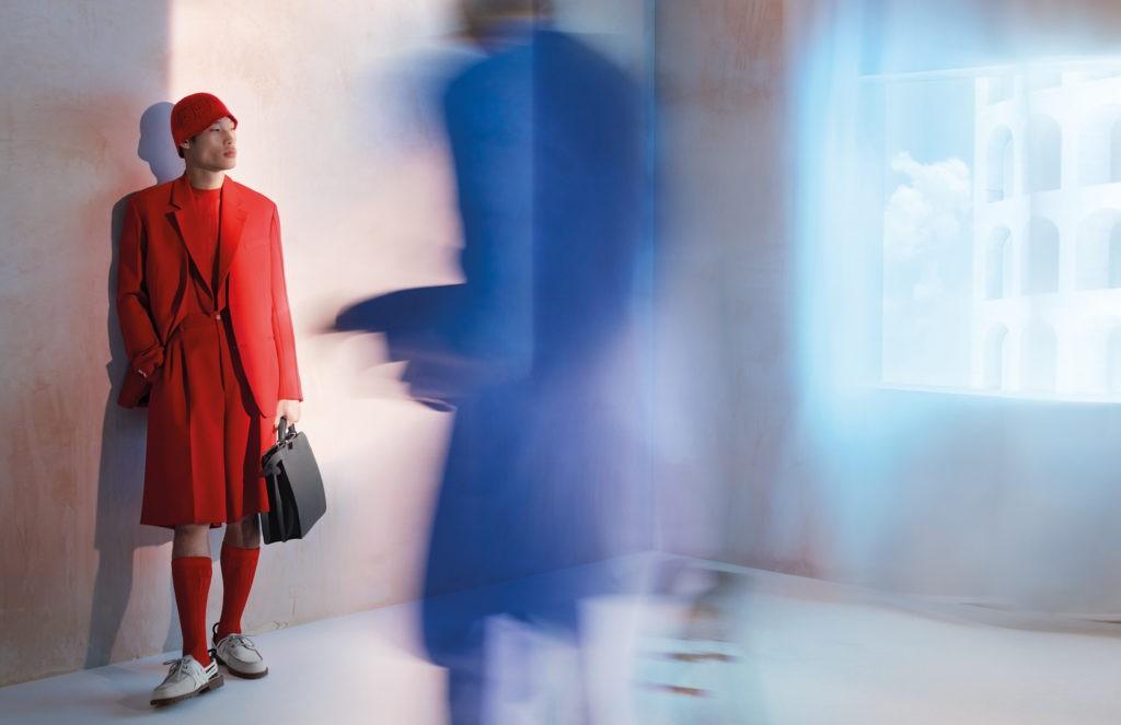 Бренд Fendi представил новую рекламную кампанию