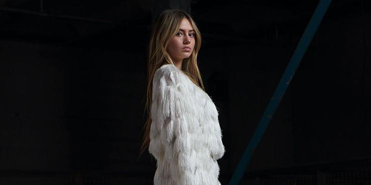 16-летняя дочь Хайди Клум открыла Неделю моды в Берлине