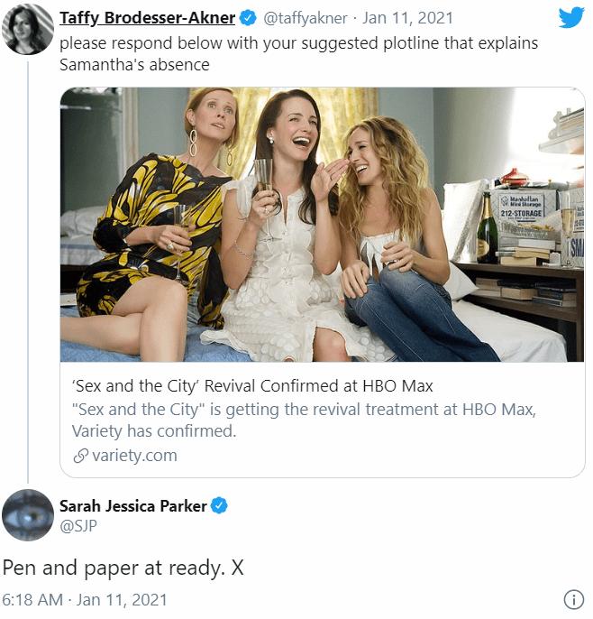 Что думает Сара Джессика Паркер о конфликте с Ким Кэттролл?