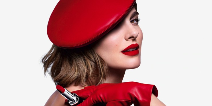 Бьюти-новинка дня: обновленная коллекция помад Dior Rouge