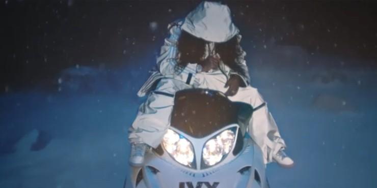 Кто стал лицом новой рекламной кампании Ivy Park x Adidas?