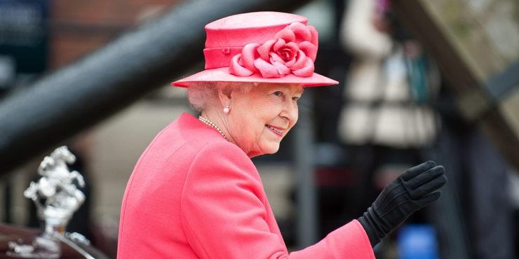 Королева Елизавета II отменила все общественные мероприятия