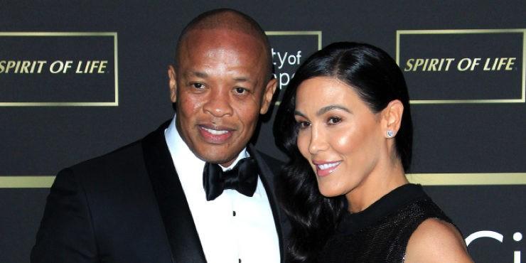 В чем бывшая жена Dr. Dre обвиняет рэп-исполнителя?