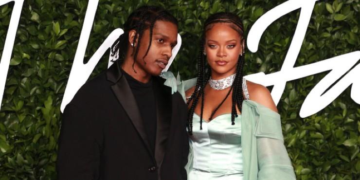 Что A$AP Rocky создал специально для Рианны?