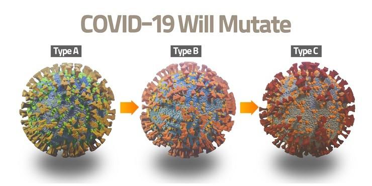 Коронавирус крепчает: найдены еще два более заразных штамма COVID-19