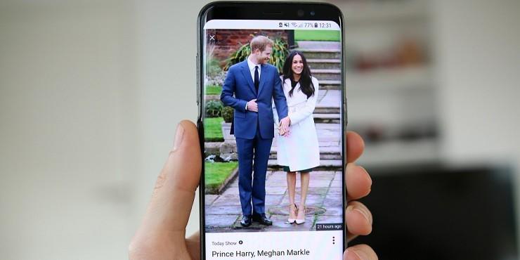 Почему Меган Маркл и принц Гарри покидают соцсети?