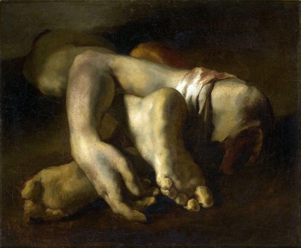 Самые жуткие и страшные картины в истории искусства