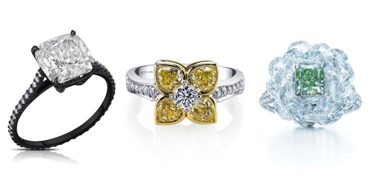 Необычное предложение: Самые креативные обручальные кольца