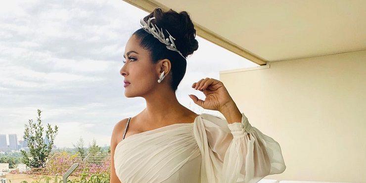 Брак по расчету: Сальма Хайек вышла замуж за миллиардера не по любви?
