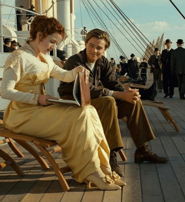 Альтернативная концовка фильма «Титаник»