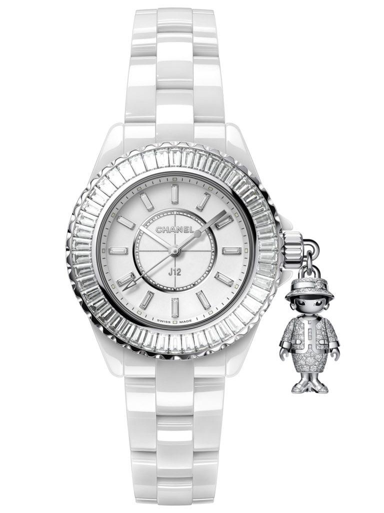 Тайна Коко: Chanel презентовали юбилейную версию часов J12