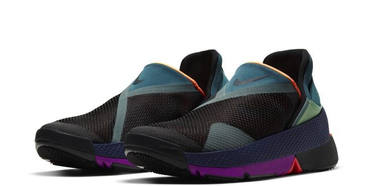 Бренд Nike представил первые hands-free кроссовки