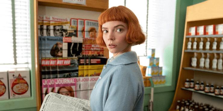 Аня Тейлор-Джой намекнула на второй сезон сериала «Ход королевы»