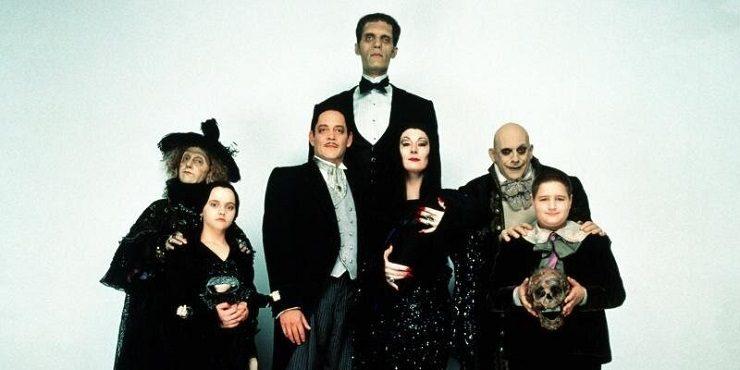 «Семейка Аддамс» получит продолжение на Netflix