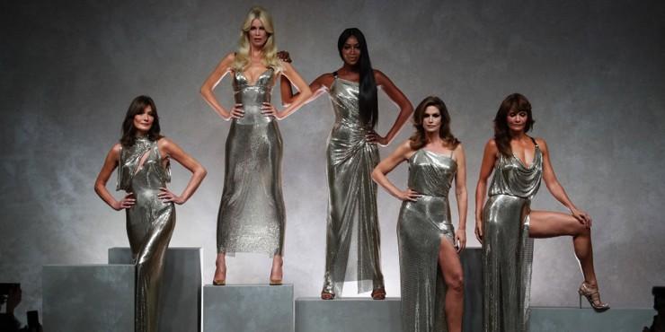 Главные модные тренды, которые характеризуют эпоху 90-ых