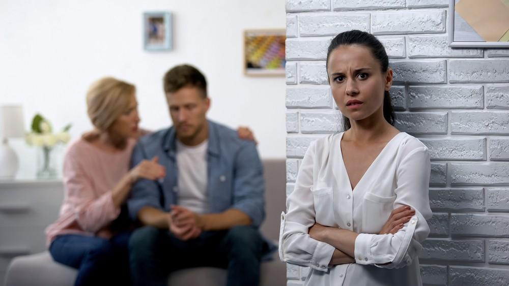 Келинка - енешка: что делать, если ты не понравилась его маме?