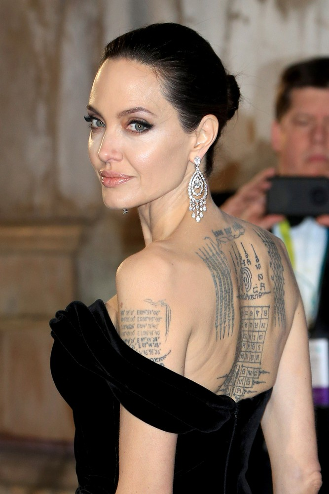 Анджелина Джоли после развода