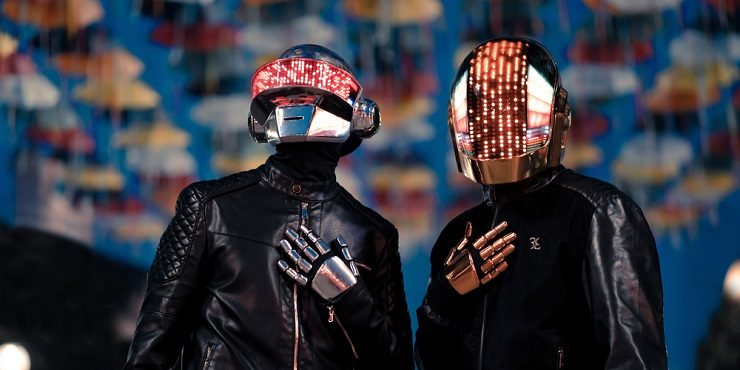 Почему группа Daft Punk распалась?