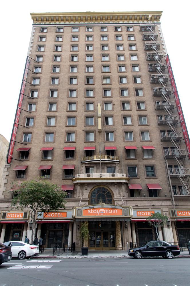 самый страшный отель