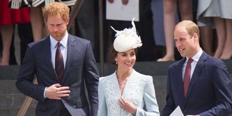 Почему принц Уильям разочаровался в своем младшем брате и его супруге?