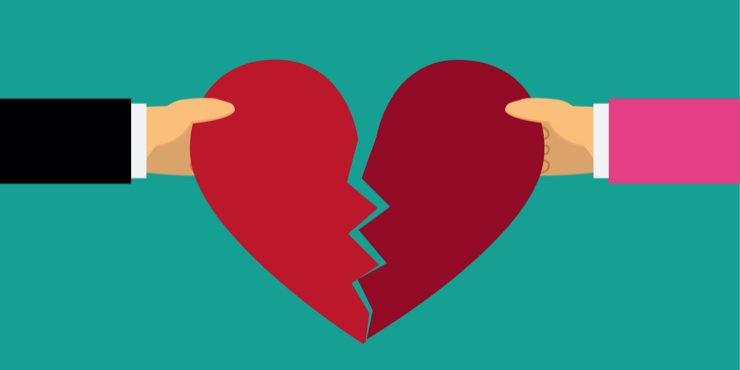 Как пережить День святого Валентина, если вы расстались со своей половинкой?