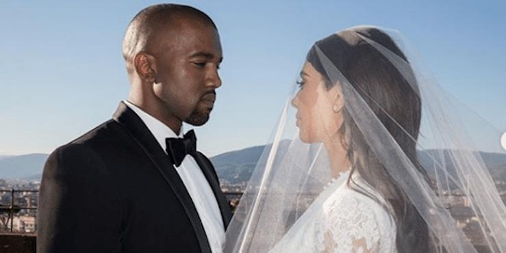 Новые подробности развода пары Кардашьян-Уэст