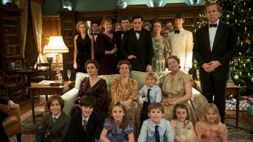 фильм о британской королевской семье