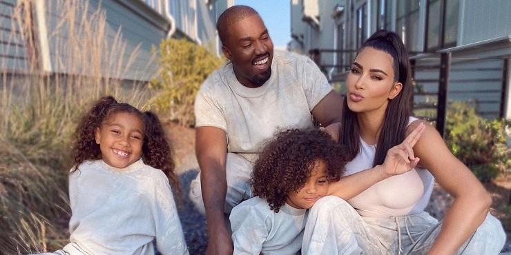 Ким или Канье: кто будет жить в особняке за 60000000$ после развода?